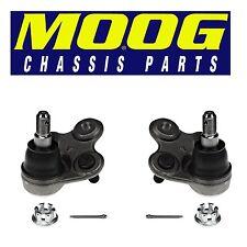 For Honda HR-V CR-V RDX Pair Set of 2 Front Lower Ball Joints Moog K500103