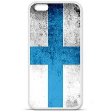 Coque housse étui tpu gel motif drapeau Marseille Iphone 6 Plus