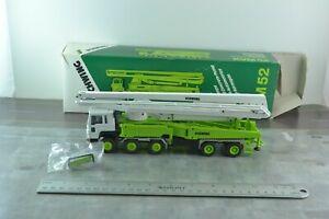Conrad 3094 VOLVO KVM52 Concrete Pump Truck Diecast Metal 1/50 Scale