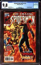 Amazing Spider-Man v2 2 CGC 9.8 John Byrne Cover