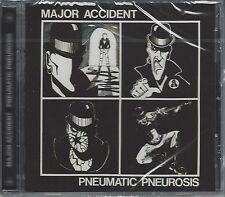 MAJOR ACCIDENT - PNEUMATIC PNEUROSIS - (still sealed cd) - WW0058CD