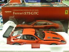 Kyosho 08391A Ferrari 575GTC 2004 rosso 1/18