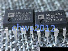 2PCS  NEW AD829JN AD 0815+ DIP-8