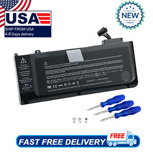 """A1322 Battery for Apple MacBook Pro 13"""" A1278 Mid 2009 2010 2011 2012 MB991LL/A"""