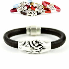 Hand & Paw - Handcrafted Bracelets - 2 Clasp Styles - SALE BENEFITS RESCUE