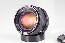 CARL ZEISS T PLANAR 1.4 50 50mm CONTAX YASHICA CLA REVISED GUARANTEED