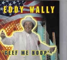 Eddy Wally-Geef Me Hoop cd single