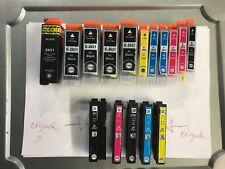 EPSON E-2621 XL E-2631 E-2632 E-2633 E-2634 empty Ink Cartridges & Genuine