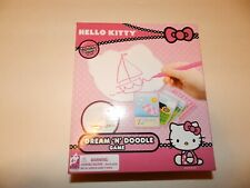 Sanrio Hello Kitty Childrens Dream 'N' Doodle Picture Game Christmas Gift NIB