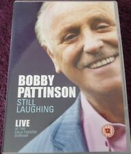 BOBBY PATTINSON STILL LAUGHING*DVD*LIVE AT THE GALA THEATRE DURHAM*COMEDY*