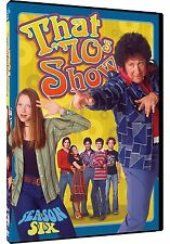 THAT 70S SHOW: SEASON 6 (Topher Grace) - DVD - Sealed Region 1