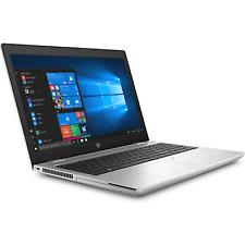 "HP ProBook 650 G4 15.6"" FHD LED I5-8350u 8gb 256 GB SSD Serial Port DVDRW"