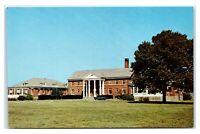 Postcard Edward W McCready Memorial Hospital, Crisfield MD Z8