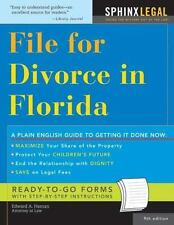 NEW - How to File for Divorce in Florida, 9E by Haman, Edward