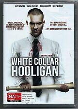 White Collar Hooligan Dvd New & Sealed Region 4 Free Post