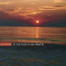 In The Name Of All That Is - Jan Novotka (CD Used Very Good) #78A