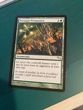 MTG Magic the Gathering - Prismatic Omen Presagio Prismatico - Shadowmoor ITA