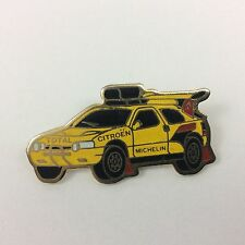 4 X 4 RALLYE PARIS DAKAR-CITROEN Team-Total-Pin Badge-rallye raid