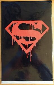 SUPERMAN #75 Black Memorial Bag (1993 DC Comics) ~ VF/NM Book