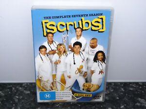 Scrubs The Complete Seventh Season DVD AUS R4 - VGC