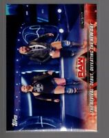2018 Topps WWE Road to Wrestlemania #30  THE REVIVAL