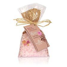 Sali da bagno Aromatherapy Spa Rose,100g con olio di rosa