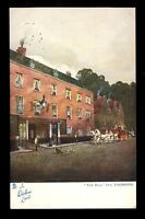Kent ROCHESTER  The Bull Inn In Dickens Land Tuck  #1164 vintage PPC