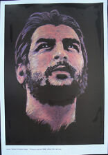 OSPAAAL Poster Che Guevara Looking Forward by Enriquez Carteles Afiches
