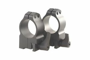 """Warne Quick Detach Rings 1"""" Ruger M77 High Gloss 2R7LG"""