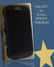 OEM Samsung galaxy s3 (SPHL710) Full Lcd / Screen Assembly With Small Parts Incl