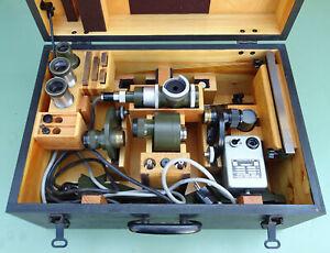 Zubehör Zeiss Mikroskop Werkzeugmikroskop Messmikroskop Okular Prisma Messtisch