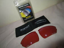 NEW - Rudy Project NOYZ Lenses, Racing Red