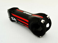 STRADALLI CYCLING CARBON FIBER ROAD BICYCLE MTB HANDLEBAR STEM ALLOY CAP 90MM