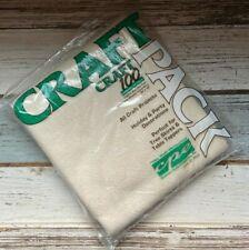 "Craft Pack 36""X36"" Felt Sheet - Potholders, Tree Skirts, Kids Crafts, Off White"
