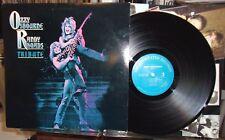 Ozzy Osbourne - Randy Rhoads Tribute CBS 2 LP SET w/ Inners UNPLAYED NM VINYL
