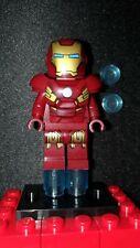 LEGO - Figurine Marvel - IRONMAN / TONY STARK - Neuf