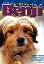 16mm Feature FOR THE LOVE OF BENJI. 1977 Benji Patsy Garrett