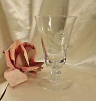 Vintage Rose Fostoria Juice Clear Cut Glass - 1951 - 1973