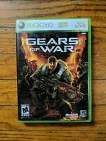 Gears of War Microsoft Xbox 360 Video Game Complete