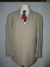 MENS GURTEEN SOVEREIGN  JACKET WITH PURPLE LINING  SIZE UK 46S