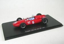 Cooper T81 4ème GP France 1967 Siffert Spark 1/43 S3525