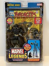 Marvel Legends BLACK PANTHER + SENTINEL build-a-figure piece ToyBiz NEW IN BOX