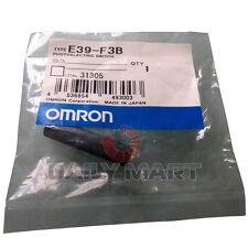 OMRON E39-F3B FIBER OPTIC PHOTOELECTRIC SWITCH SENSOR UNIT PLC MODULE NEW