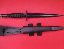 ORIGINAL BRITISH ARMY FAIRBAIRN & SYKES COMMANDO KNIFE BY J NOWHILL MARINES SAS