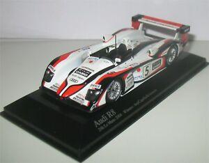 Audi R8 - Winner Le Mans 2004 - Tom Kristensen, Rinaldo Capello, Seiji Ara