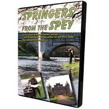 DVD Salmon Springers from the River Spey (Fliegenfischen in Schottland auf Lachs