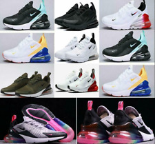 Women Men Air Max 270 Running Sports Trainers Sneakers Air Cushion Shoes UK 3-10