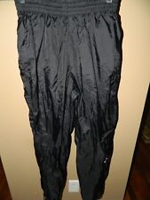 Nike 90's Windbreaker Jogging Pants Womens Size Large 12-14 Vintage