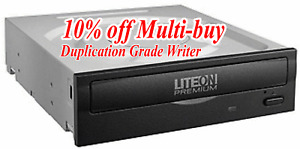 Lite-ON DH-16AFSH-Premm 2 Premium Cd Dvd Writer Drive Liteon Duplication Grade
