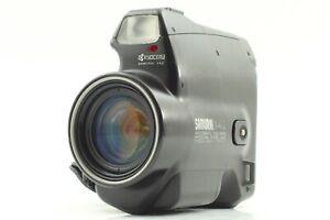 【EXC+3】Kyocera Samurai X4.0 Black 35mm Half Frame Film Camera From JAPAN #668